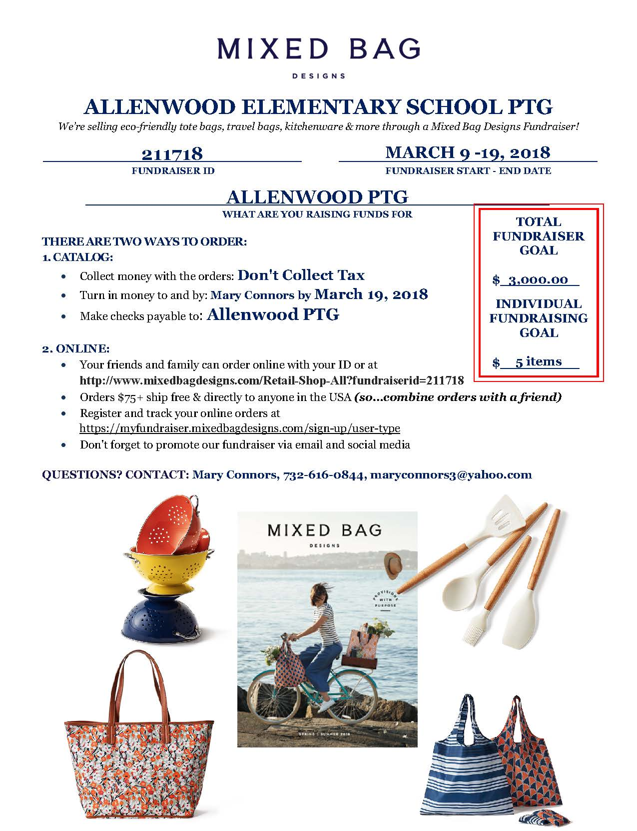 Mark your calendar as Tuesday, 3 27 will be ½ day Pretzel   Popcorn Day at  Allenwood. Orders due by FRIDAY, 3 23! Download printable order form here! 941298e1e4